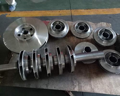 偶合器配件泵轮