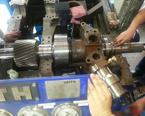 调速液力偶合器维修