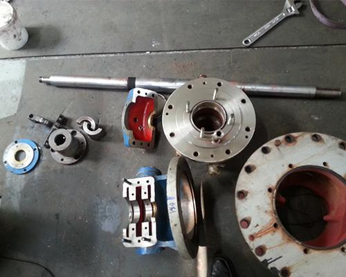 液力偶合器维修