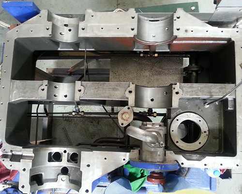 GCH104-47A偶合器维修